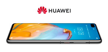 POST Luxembourg - Huawei P40 available for online orders