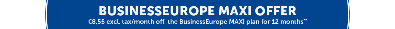 2 months free BUSINESSEUROPE plan
